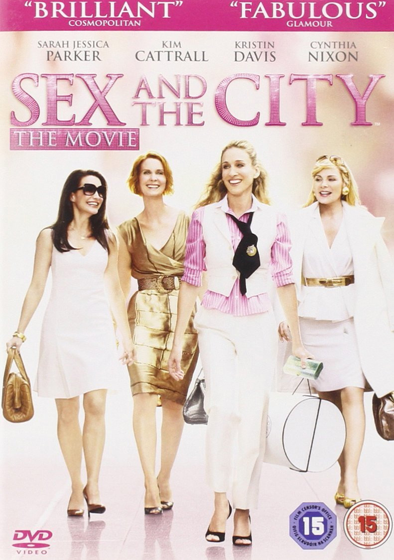 Sex and the city film uk