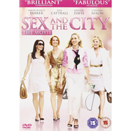 Sex And The City: The Movie (UK-import) (DVD)