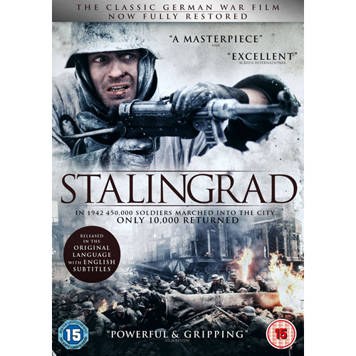 Stalingrad (UK-import) (DVD)