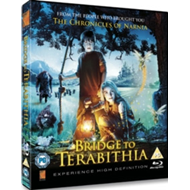 Bridge To Terabithia (UK-import) (BLU-RAY)