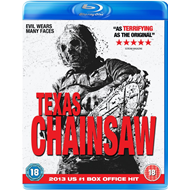 Texas Chainsaw (UK-import) (BLU-RAY)