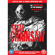 Texas Chainsaw (UK-import) (DVD)