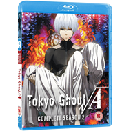 Produktbilde for Tokyo Ghoul Root A (UK-import) (BLU-RAY)