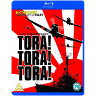Tora! Tora! Tora! (UK-import) (BLU-RAY)