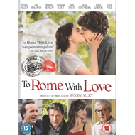 To Rome With Love (UK-import) (DVD)