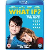 What If (UK-import) (BLU-RAY)