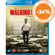 Produktbilde for The Walking Dead - Sesong 6 (BLU-RAY)