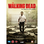 The Walking Dead - Sesong 6 (DVD)