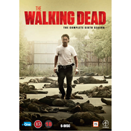 Produktbilde for The Walking Dead - Sesong 6 (DVD)