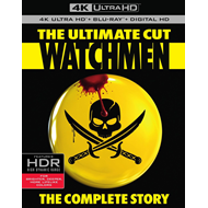 Watchmen - The Ultimate Cut (4K Ultra HD + Blu-ray)