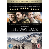 The Way Back (UK-import) (DVD)