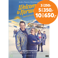 Produktbilde for Welcome To Norway (DVD)