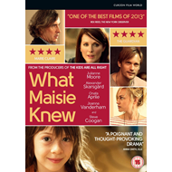 Produktbilde for What Maisie Knew (UK-import) (DVD)