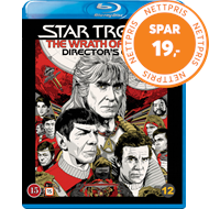Produktbilde for Star Trek - The Wrath Of Khan: Director's Cut (BLU-RAY)
