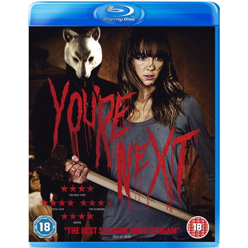 You're Next (UK-import) (BLU-RAY)