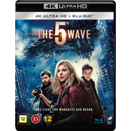 The 5th Wave (4K Ultra HD + Blu-ray)