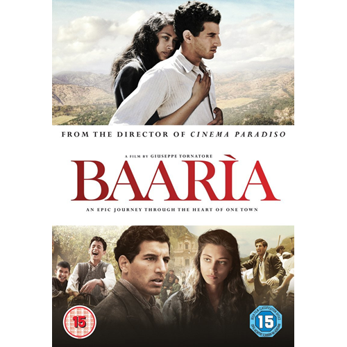 Baaria (UK-import) (DVD)