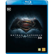 Batman v Superman: Dawn Of Justice (Blu-ray 3D + Blu-ray)