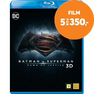 Produktbilde for Batman v Superman: Dawn Of Justice (Blu-ray 3D + Blu-ray)
