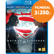 Produktbilde for Batman v Superman: Dawn Of Justice (BLU-RAY)