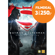 Produktbilde for Batman v Superman: Dawn Of Justice (DVD)