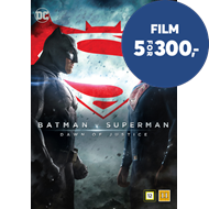 Batman v Superman: Dawn Of Justice (DVD)