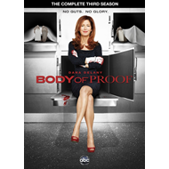 Body Of Proof - Sesong 3 (DVD - SONE 1)