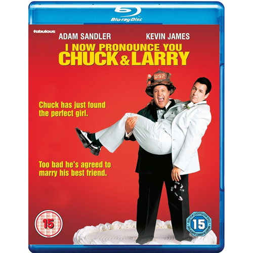 I Now Pronounce You Chuck And Larry (UK-import) (BLU-RAY)