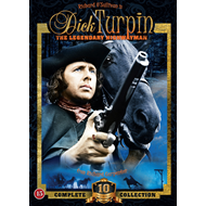 Produktbilde for Dick Turpin - Complete Collection (DVD)