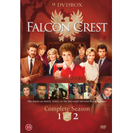 Falcon Crest - Sesong 1 & 2 (DVD)