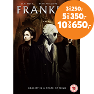 Produktbilde for Franklyn (DVD)