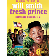 The Fresh Prince Of Bel-Air - Sesong 1 & 2 (DVD)