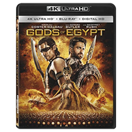Gods Of Egypt (4K Ultra HD + Blu-ray)