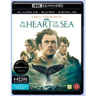 In The Heart Of The Sea (4K Ultra HD + Blu-ray)