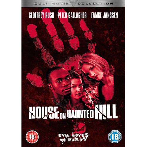 House On Haunted Hill (UK-import) (DVD)