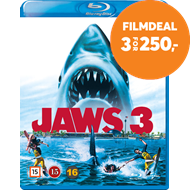 Produktbilde for Jaws 3 (BLU-RAY)
