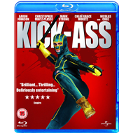 Kick-Ass (UK-import) (BLU-RAY)