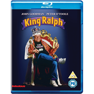 King Ralph (UK-import) (BLU-RAY)