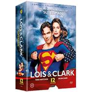 Lois & Clark - The New Adventures Of Superman - Sesong 1 & 2 (DVD)