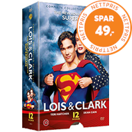 Produktbilde for Lois & Clark - The New Adventures Of Superman - Sesong 1 & 2 (DVD)