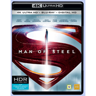 Man Of Steel (4K Ultra HD + Blu-ray)