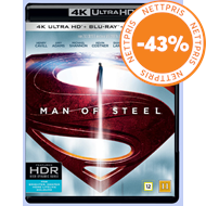 Produktbilde for Man Of Steel (4K Ultra HD + Blu-ray)