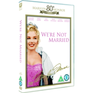 We're Not Married (UK-import) (DVD)