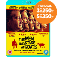 Produktbilde for The Men Who Stare At Goats (BLU-RAY)