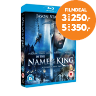 Produktbilde for In The Name Of The King: A Dungeon Siege Tale (BLU-RAY)
