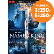 Produktbilde for In The Name Of The King: A Dungeon Siege Tale (DVD)