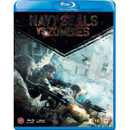 Navy SEALs Vs. Zombies (BLU-RAY)