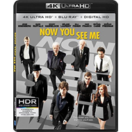 Now You See Me (4K Ultra HD + Blu-ray)
