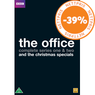 Produktbilde for The Office (UK) / Kontoret - Den Komplette Serien (DVD)