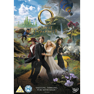 Oz - The Great And Powerful (UK-import) (DVD)